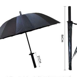 武士傘🌂☔️