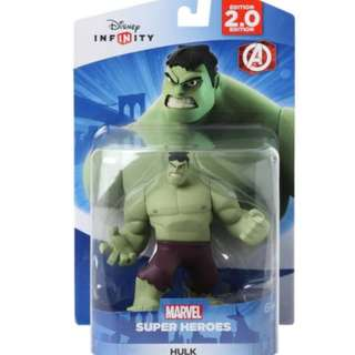 [Sealed New] Disney Infinity 2.0 Incredible Hulk