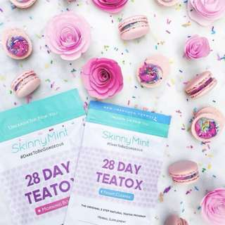 Cheapest Skinnymint Teatox