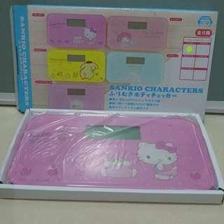 Sanrio Hello Kitty 電子磅