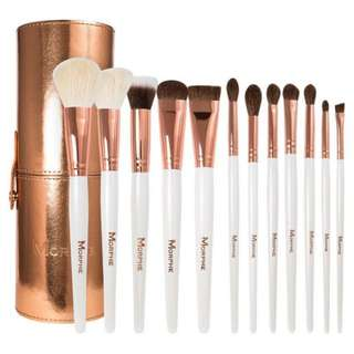 Copper dreams brush set