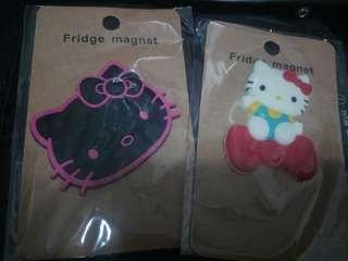 Hello Kitty 磁石2個