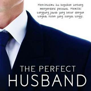 Ebook : The Perfect Husband by Indah Riyana