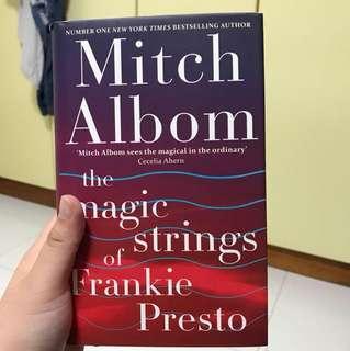 The Magic Strings for Frankie Presto