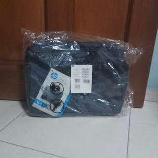 """HP laptop bag for 15.6"""" laptops, dark blue"""