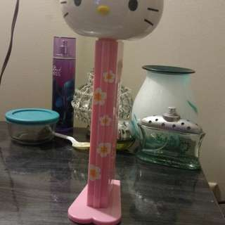 Giant Hello kitty pez despenser