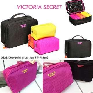 Original VICTORIA SECRET 4 in 1 pouch