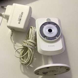 D Link 942L Wireless IP Camera