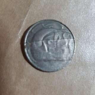 Funny coin 奇怪的钱币