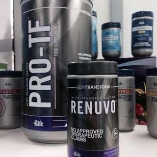 !!SOLD PER-CAPSULE!! Pro-TF Protein Fusion and Renuvo Capsules
