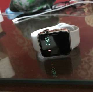 Apple Watch 38mm (with Charger)