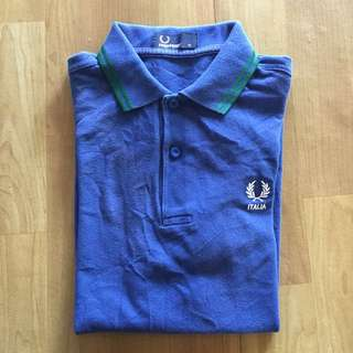 Fred Perry ITALIA series