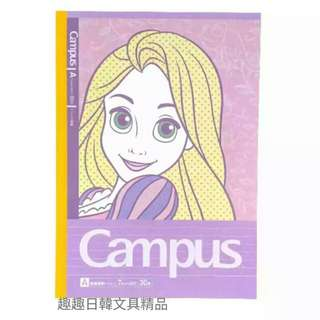 日本迪士尼 小魚仙 小仙子 記事簿 筆記簿 單行本