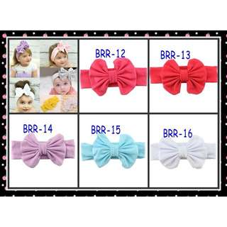 🌸BABY KID HEADBANDS GIRLS HAIR HOOPS BIG BOWS WRAPS🌸