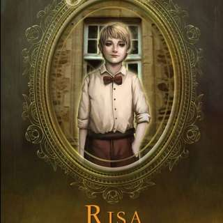 Ebook : Peter by Risa Saraswati