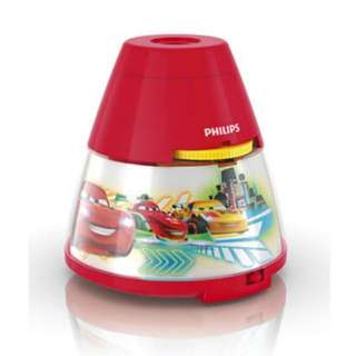 Disney Cars 2 in 1 Projector and Night Light