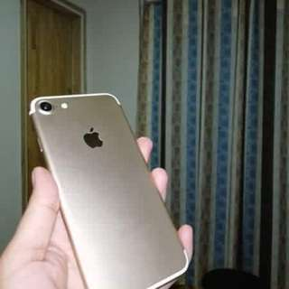 iphone 7 gold 256 gb