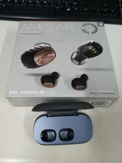 Sol Republic Amps Air Bluetooth In-ear Earphones