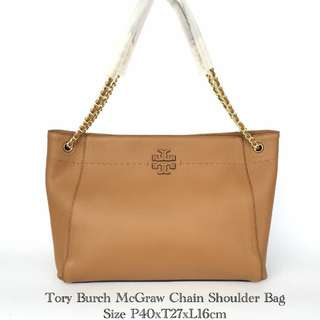 Tory Burch McGraw Chain Shouldet Bag