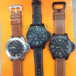 Panerai Watch Automatic 60mm