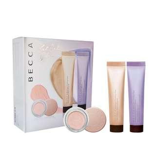 Becca Jet Set Glow, Prep & Prime Kit