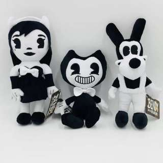 PO Bendy And The Ink Machine Doll