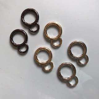 Double O Ring / Bag Ring / 8 Ring