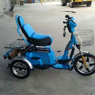 ebike erv good as new complete documents and warranty papers 3months used but not abused with free  canopy umbrella