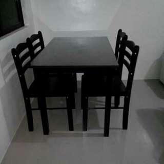 Dining set (4seaters)