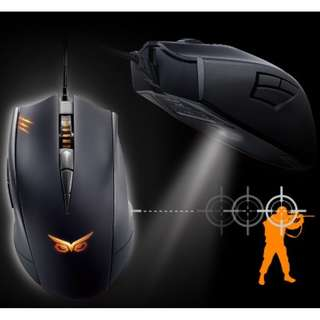 ASUS STRIX Claw Dark Edition Optical Gaming Mouse