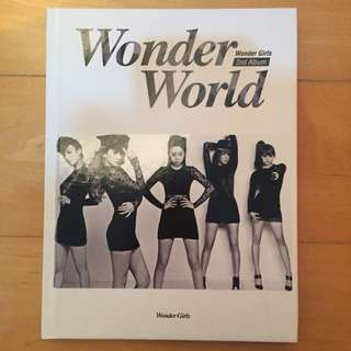 Wonder Girls - Wonder World [2nd Album]