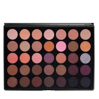 Morphe 35w Eyeshadow Palette