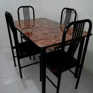 Dining set(4seaters)