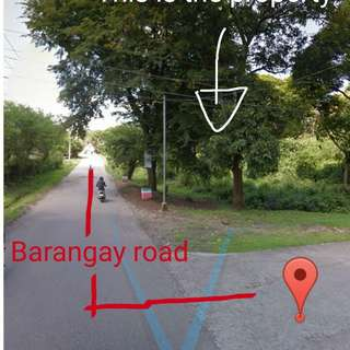 Titled lot for sale in magalang pampanga