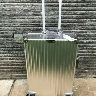 """👉Authentic - RIMOWA TROLY CASE GERMANY Size 25""""#Lo"""