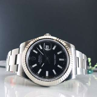 Brand new Rolex Datejust ll 116334