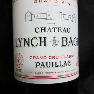 Lynch bages2010
