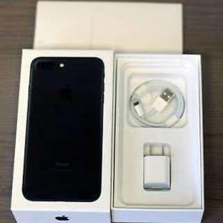 iPhone7 Matte Black 32GB.