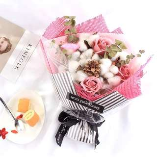 BABY BREATHE BOUQUET(small)