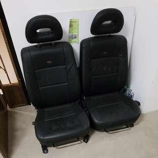 Cs3 lancer stock ralliart seat
