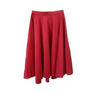 Long Skater Skirt