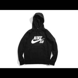 🚚 Nike SB 帽t 基本款 黑色 滑板 非bape carhartt