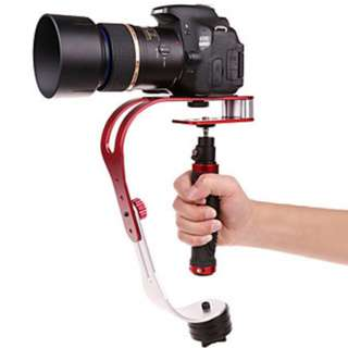 Hand-held Gimbal Stabilizer DSLR Smartphone GoPro Video Steadicam