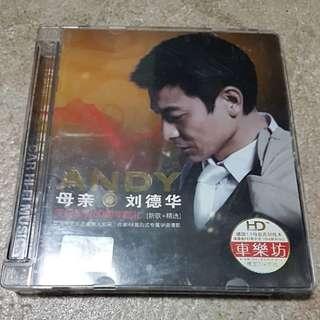 Andy Lau CD