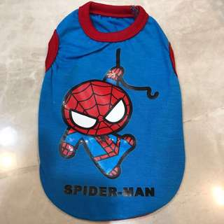 Spider-Man pets clothing