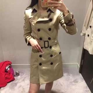 折扣英國代購Burberry classic trench coat