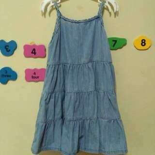 seed sleeveless dress