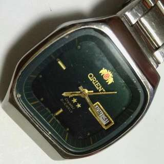 ORIENT AAA Crystal Glass Automatic Watch