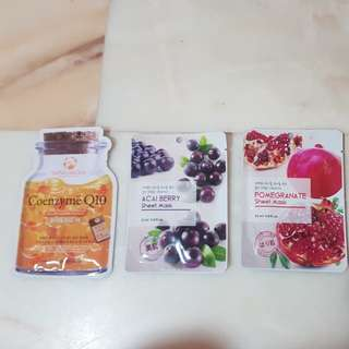 Korea Skin Garden Face Mask