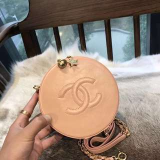 Chanel round bag